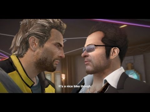 Frank West Vs Chuck Greene - Dead Rising 2:  Off The Record (Official HD)