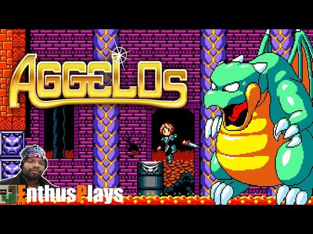 Aggelos (Switch) - EnthusPlays   GameEnthus