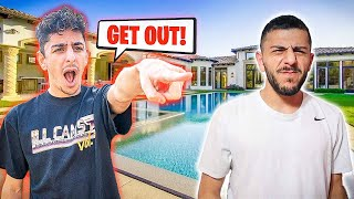 Mocking FaZe Rug & Brawadis *KICKED OUT*