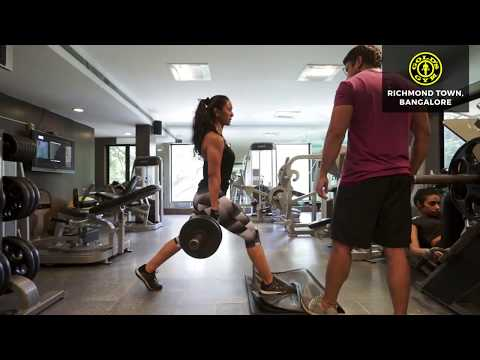 Customer Testimonial - Gold's Gym, Richmond Town - Bangalore