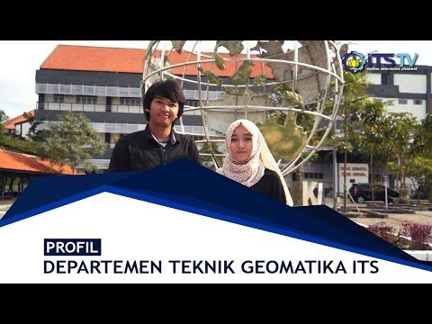 Profil Departemen Teknik Geomatika ITS