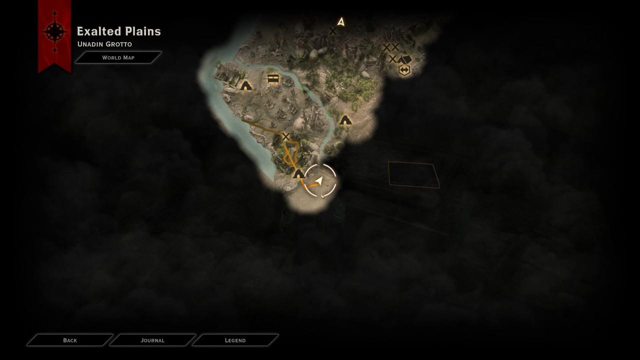 dragon age inquisition malachite location
