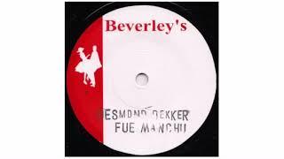 Desmond Dekker & The Aces - Fue Manchu - 7