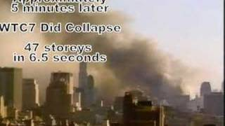 BBC + WTC7 = too early Press Release - part 3 of 3 -