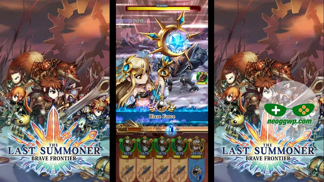 Brave Frontier Apk Download