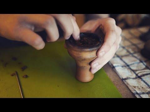 Как правильно забивать чашу?