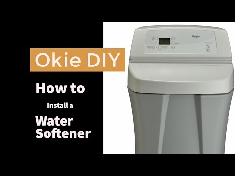 Water Softener Installation Tutorial