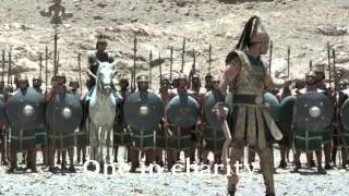 Onward Christian Soliders Hymn with Movie