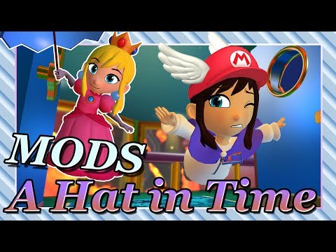 The Best Hat In Time Mods