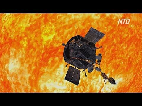 Зонд «Паркер» передал первые удивительные данные о Солнце