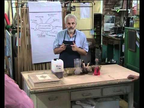 Restauro mobili antichi lucidatura gomma lacca doovi - Sverniciare mobile antico ...