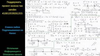 Математика Решите неравенство (x^2+x-6)^0,5 меньше |x-2|(x+3)+30