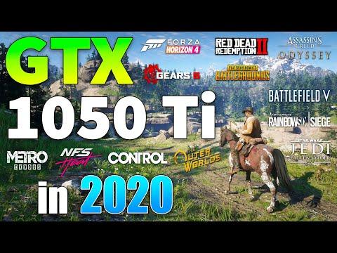 GeForce GTX 1050 Ti in 2020