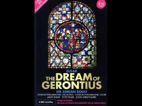 Elgar 'The Dream of Gerontius' - Janet Baker & Sir Adrian Boult (excerpts)