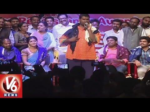 TeNA Awards To Teenmaar News Team || Ravindra Bharathi || V6 News