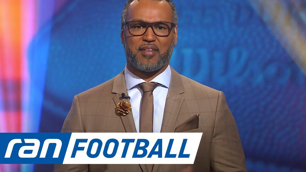 Commissioner Patrick Esume verrät: Die European League of Football gibt es LIVE bei ran!