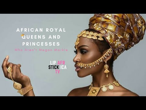 African Royal Queens And Princesses Who Aren't Megan Markle (Nigerian Edition)