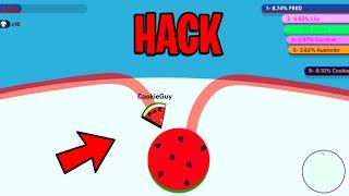 Paper.io 2 INSTANT WIN! Paper.io 2 INVISIBLE HACK?! screenshot 2