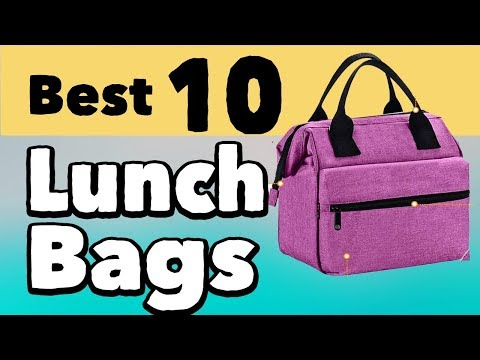 10 Best Lunch Bags For Women And Men | Stylish Lunch Bags For Work | Insulated Lunch Bags Cheap