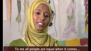 UNcover Sudan Show 04 - Deaf Art