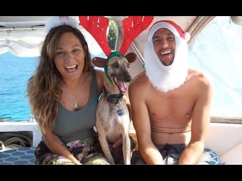 Christmas on a Sail boat, Florida Islands - Sailing Nandji, Ep 65