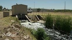Nogales Sewage Pipeline
