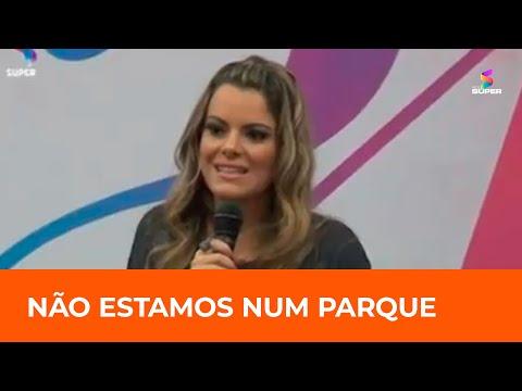 """#CONGRESSODT - Ana Paula Valadão: """"Não estamos num parque de diversões, mas num campo de batalha"""""""