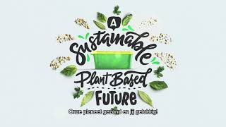 Choose Plant Margarine for a Sustainable Plant-Based Future (Dutch)