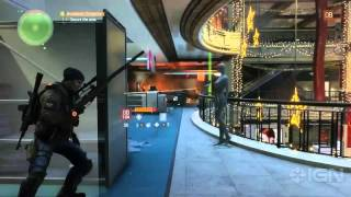 The Division - Story Mission: Broadway Emporium