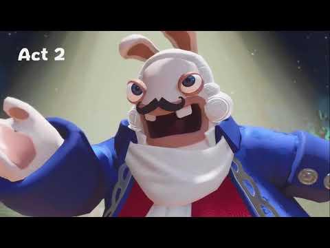 Mario + Rabbids Kingdom Battle: Full Phantom of the Bwahpera Song