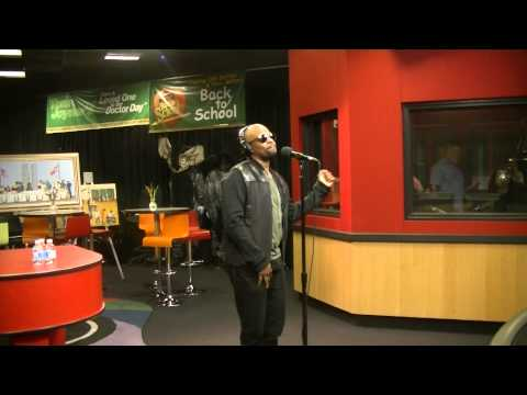 Case sings Missing You on The Tom Joyner Morning Show