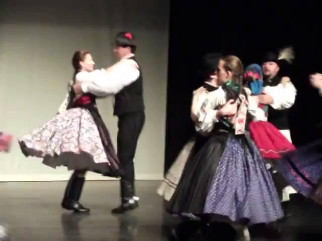 Bodrogközi táncok  Kóka Néptáncegyüttes