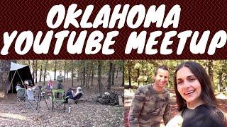 Oklahoma Camping- Oklahoma YouTuber Meetup- Little Sandy Lake Thunderbird