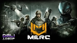 M.E.R.C. PC Gameplay 1080p 60fps
