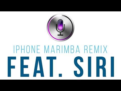 IPhone Marimba Ringtone Ft. Siri - Trap Remix 2017