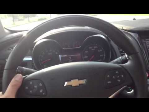 2014 13 chevy impala ltz 0 60 youtube. Black Bedroom Furniture Sets. Home Design Ideas