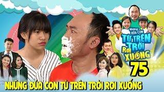 Download Video NHỮNG ĐỨA CON TỪ TRÊN TRỜI RƠI XUỐNG | TẬP 75 | Lê Lộc hiểu lầm Tiến Luật vì tin nhắn của Việt Thi😂 MP3 3GP MP4