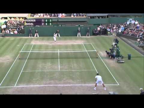 Federer vs. Nadal Wimbledon 2008- Best tie break ever