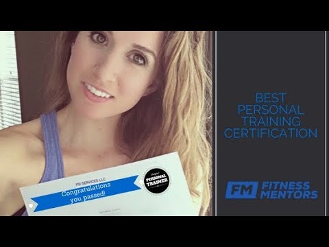 best personal trainer certification- top 9 cpts compared -