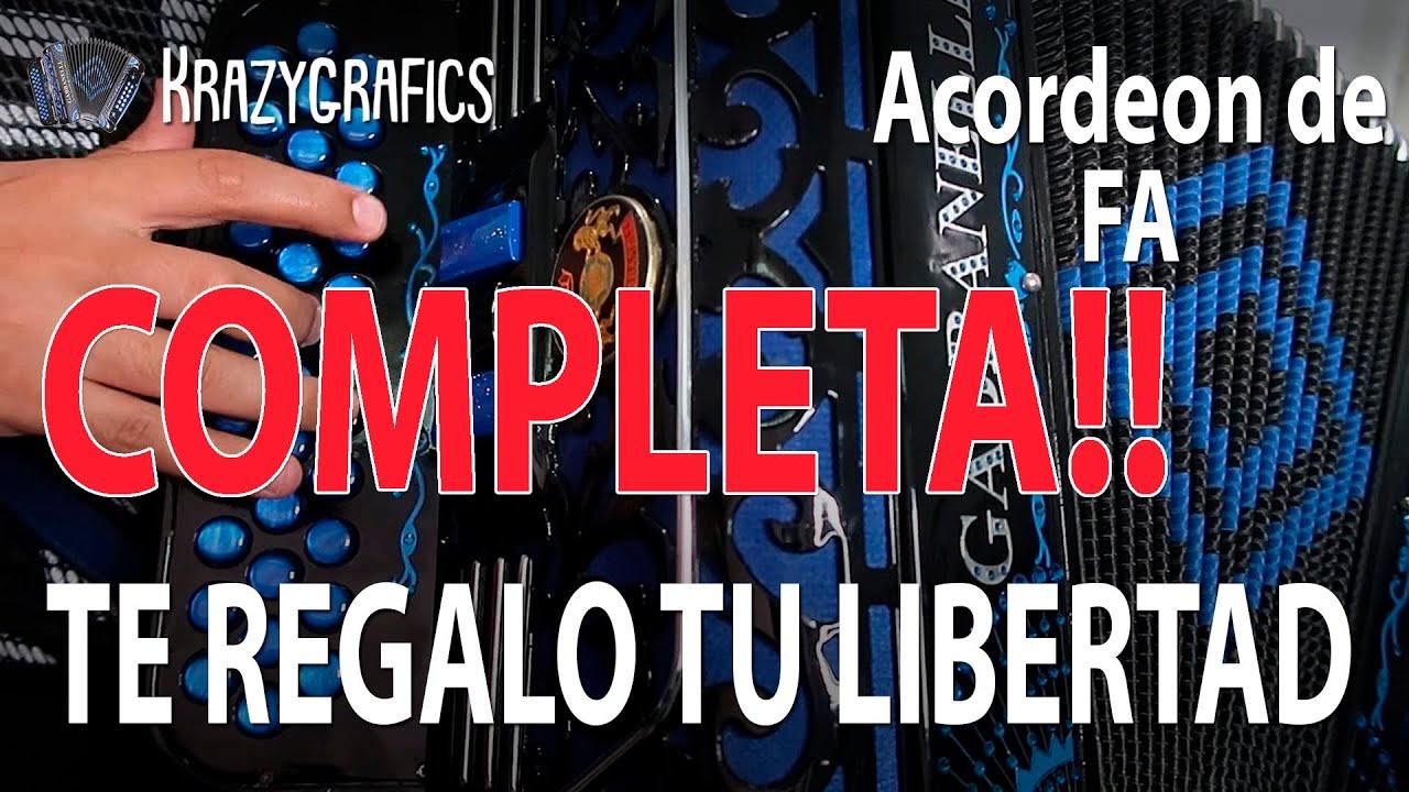 COMPLETA!! Te regalo tu libertad - Los Invasores de Nuevo León