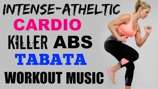 30 Minute No Equipment Cardio and ABS Tabata Workout