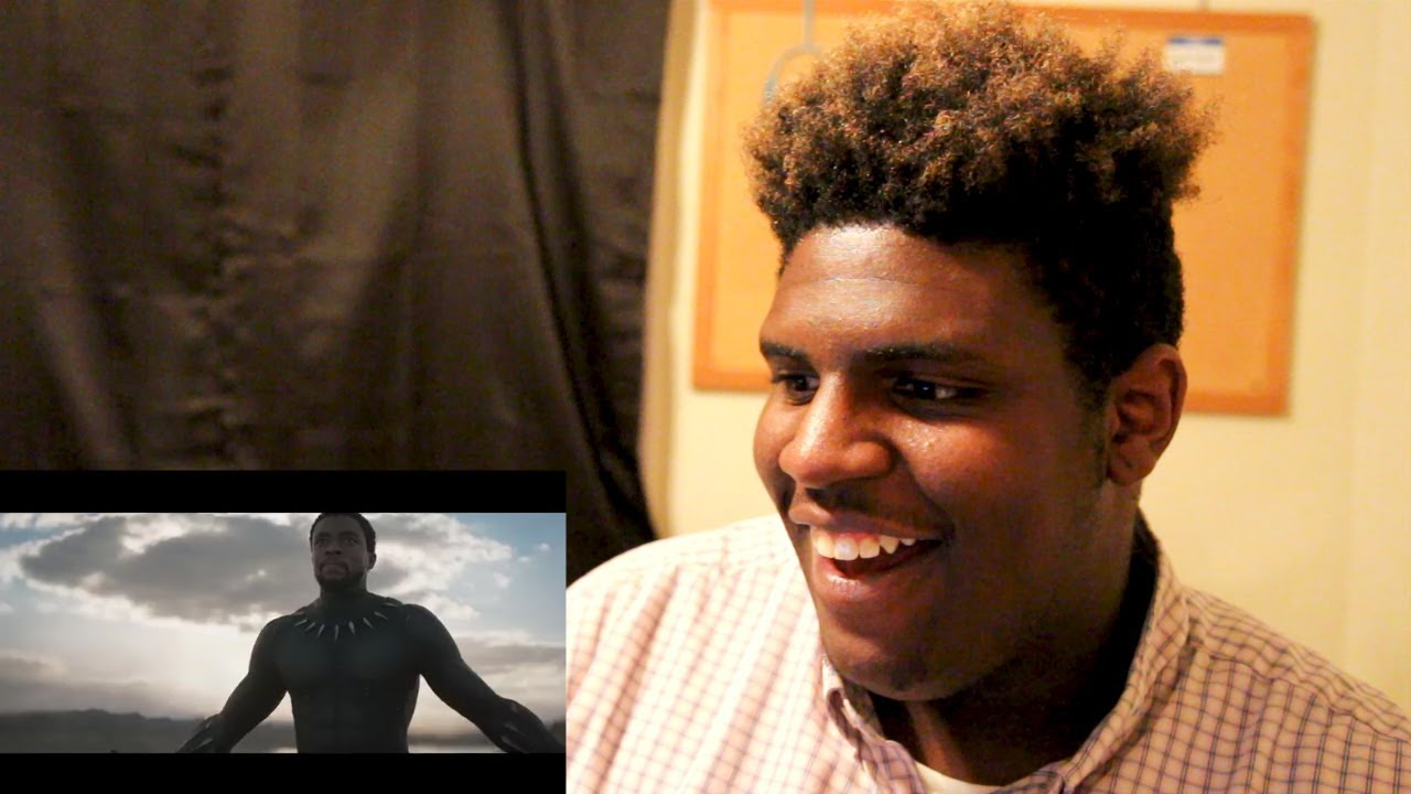 Download Black Panther Teaser Trailer REACTION & REVIEW
