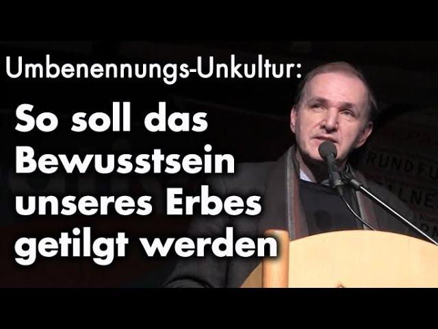 Was ist vom 'Land der Dichter und Denker' noch übrig? | Dr. Gottfried Curio
