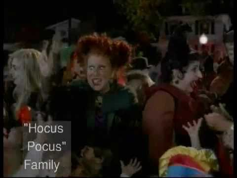 Hocus Pocus Trailer