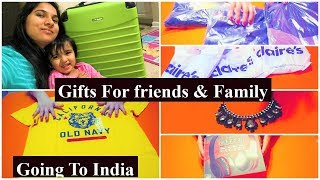 Going To India  Gifts For Family & Friends From Usa/indian Nri Mom/gift Ideas From Usa To India