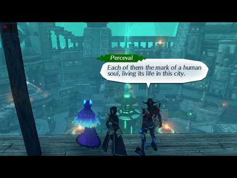 [Xenoblade Chronicles 2] Poetic License Heart-to-Heart (Both Options)