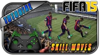 Fifa 15 Skills Tutorial HD [Xbox One, Xbox 360, PC]