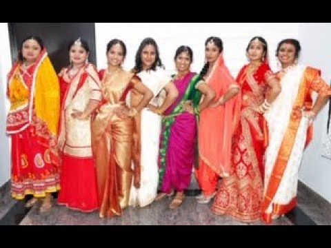 Best Indian Cultural / Traditional Fashion Show Displaying Different States Of Incredible India