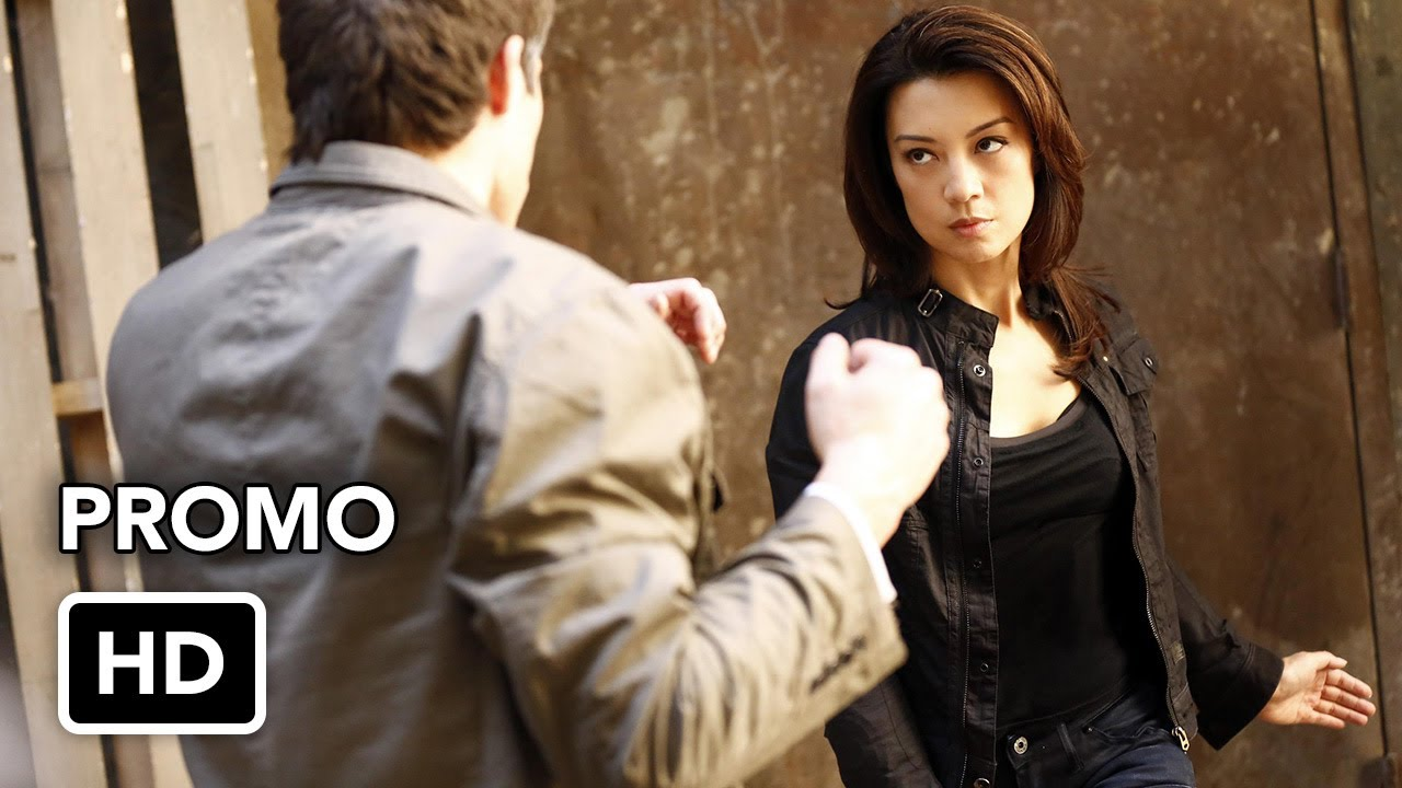 """Download Marvel's Agents of SHIELD 1x12 Promo """"Seeds"""" (HD)"""