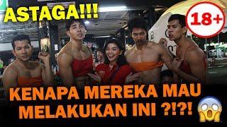 VIRAL !! RESTAURANT BANGKOK THAILAND BIKIN HEBOH KARENA PELAYANNYA ... (18+)   Baper   Merry Riana